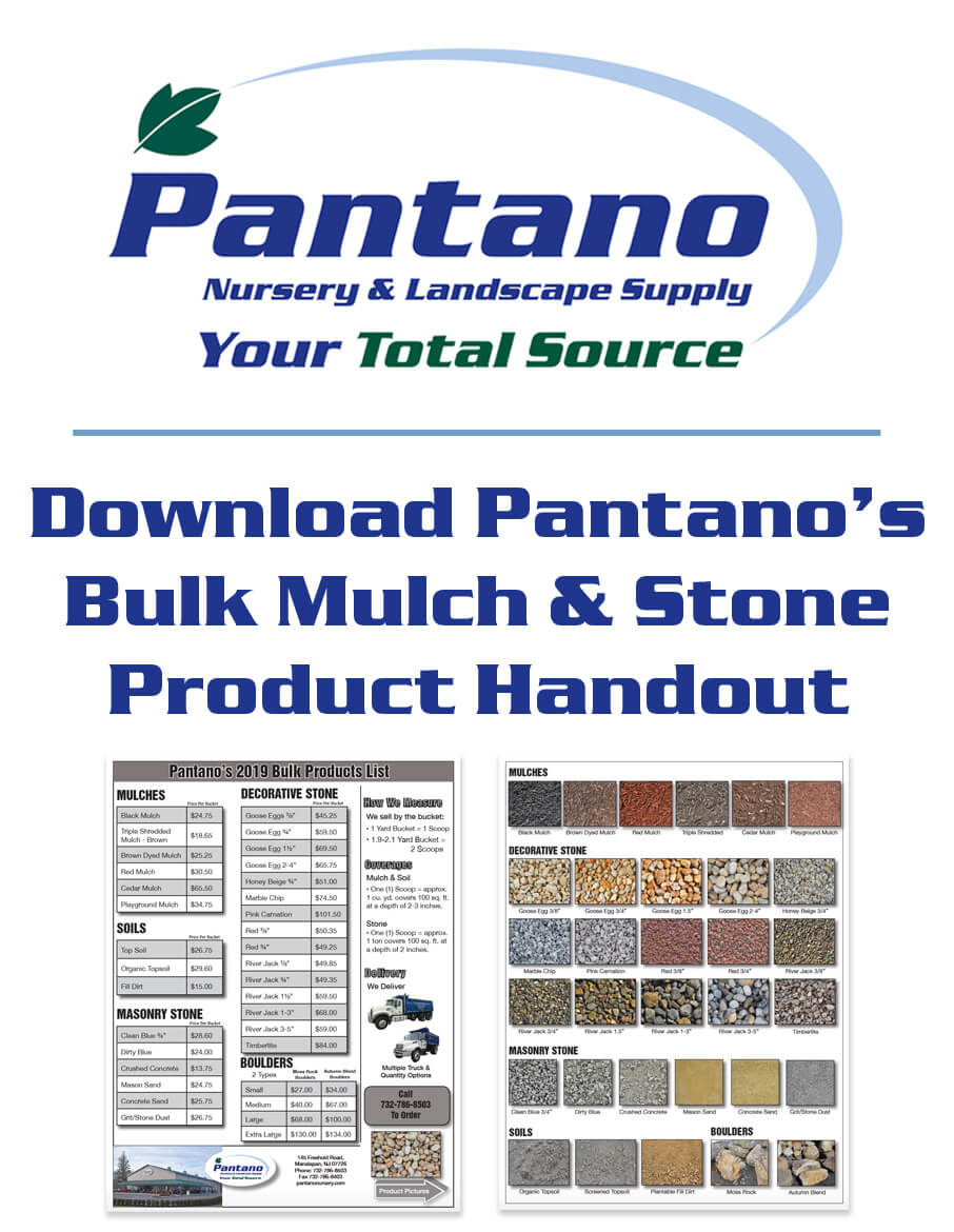 Bulk Topsoil • Pick-Up or Delivery in New Jersey • Pantano