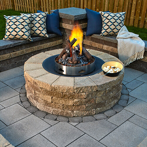 Techo-Bloc Outdoor Features | Monmouth County Nursery ...