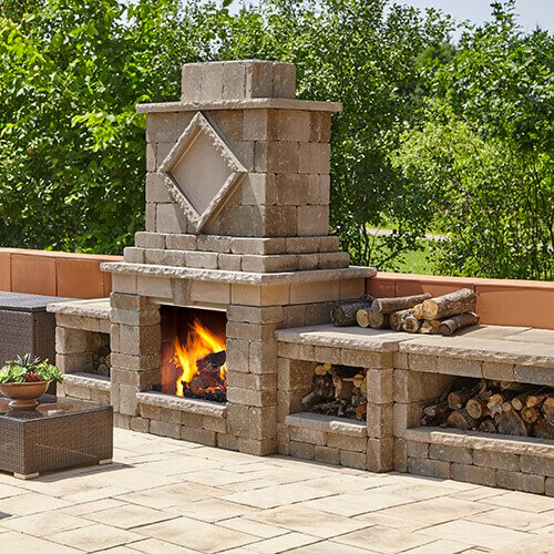 Outdoor Kitchen Vancouver: Techo-Bloc Dealer In NJ €� Pick Up Or Delivery €� Pantano